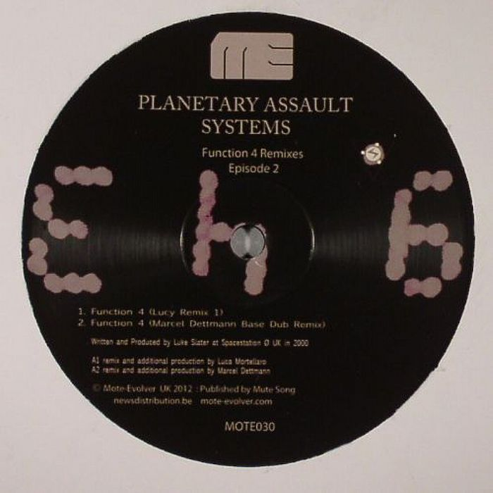 Planetary Assault Systems Function 4 Remixes: Episode 2