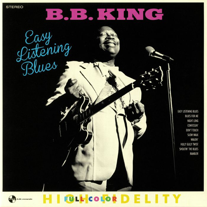 Bb King Easy Listening Blues