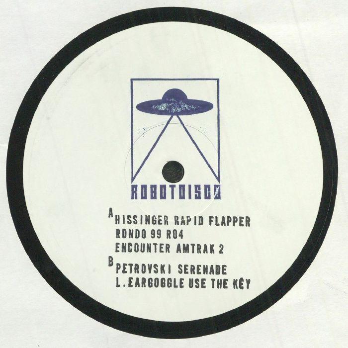 Hissinger   Rondo   Encounter   Petrovski   Luke Eargoggle Robotdisco 002