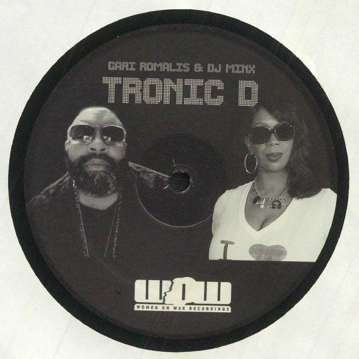 Gari Romalis | DJ Minx Tronic D
