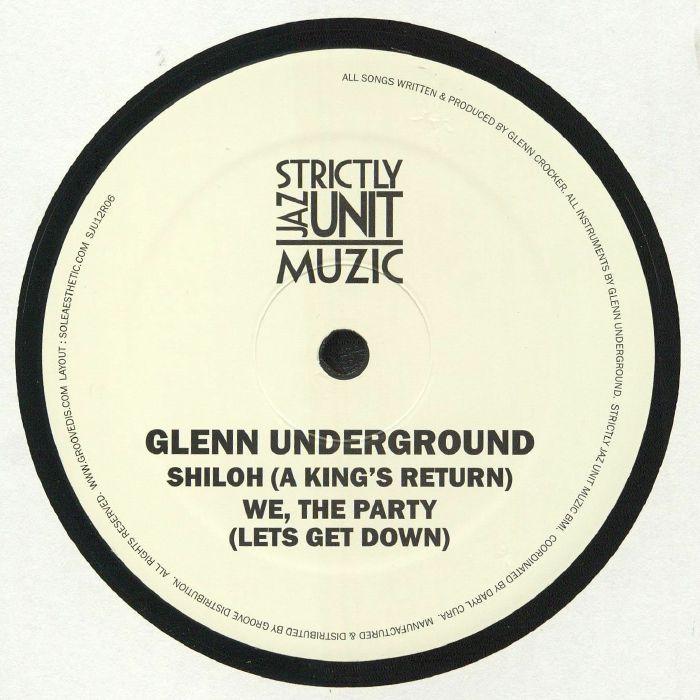 Glenn Underground Shiloh (A Kings Return)