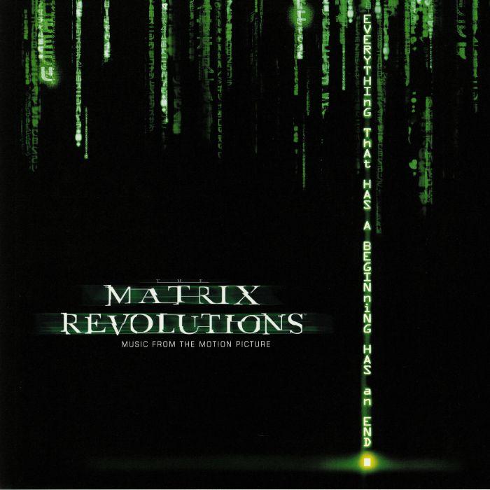 The Matrix Revolutions (Soundtrack)