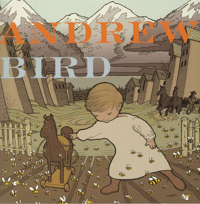 Andrew Bird The Crown Salesman