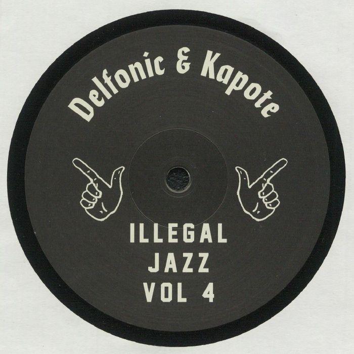 Delfonic   Kapote Illegal Jazz Vol 4