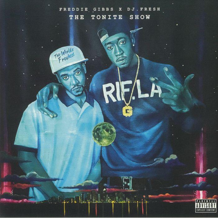 DJ Fresh | Freddie Gibbs The Tonite Show
