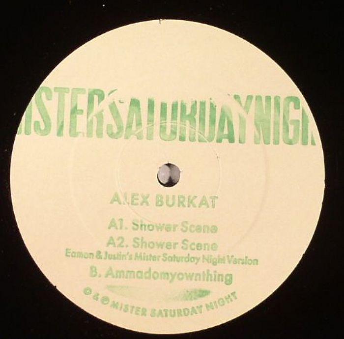Alex Burkat The Shower Scene EP