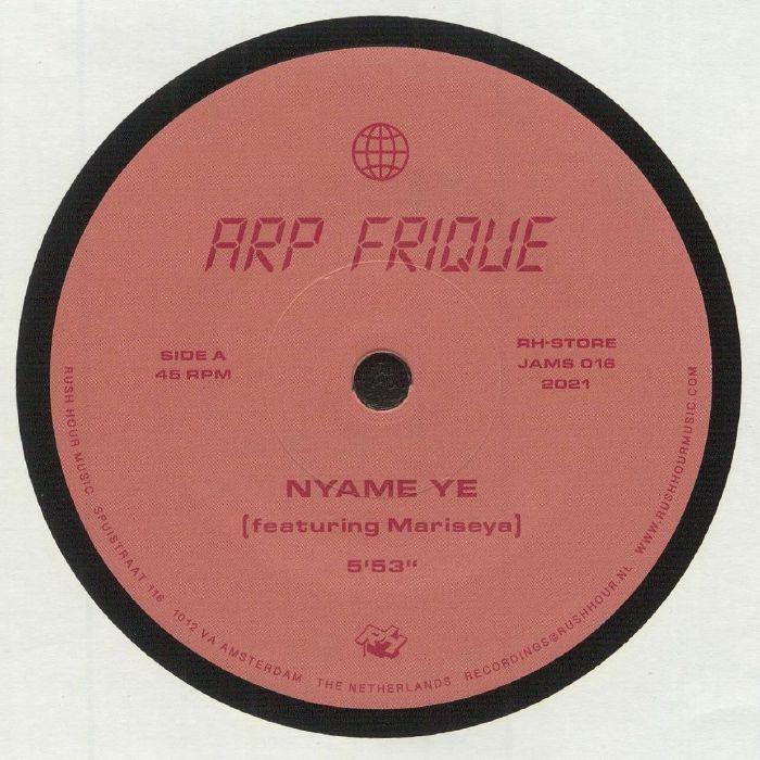 Rush Hour Vinyl