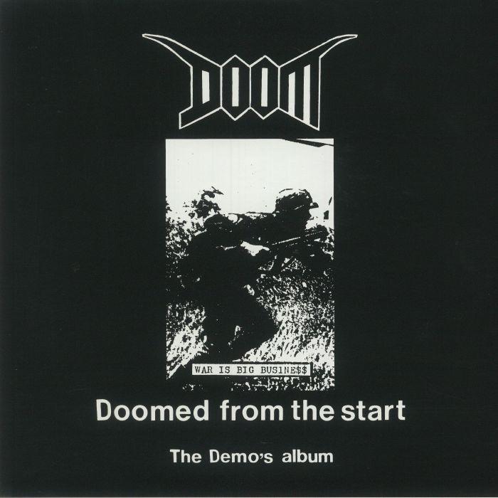Doom Doomed From The Start: The Demos Album
