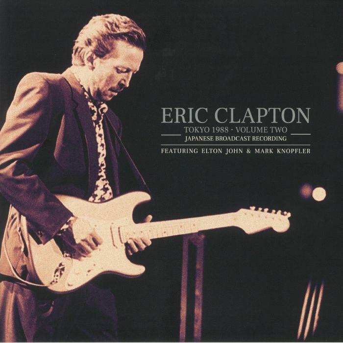 Eric Clapton Tokyo 1988 Volume Two