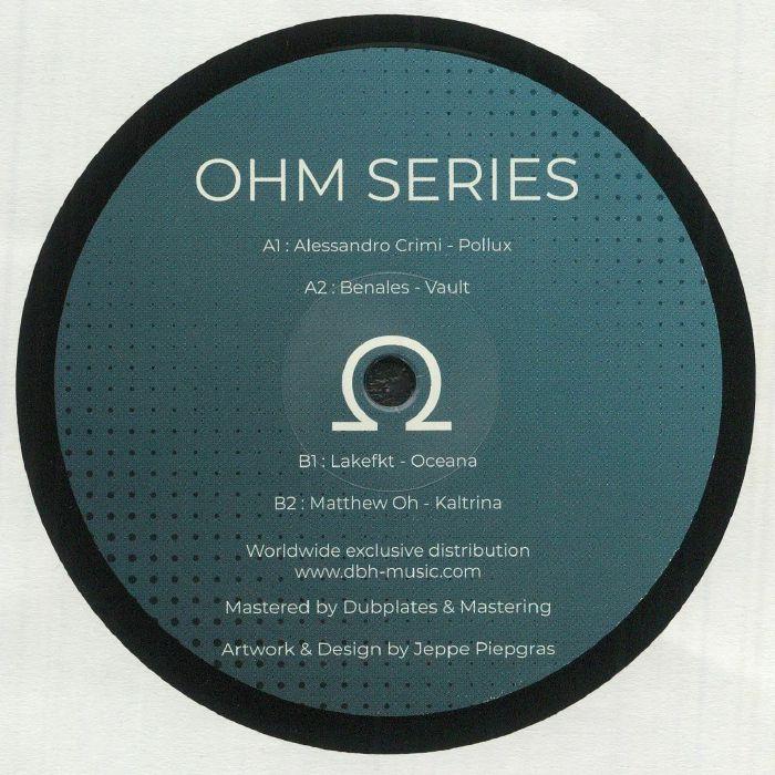 Ohm Series Vinyl