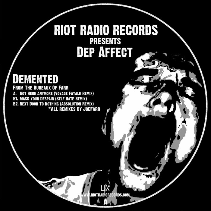 Dep Affect Demented: From The Bureax Of Farr