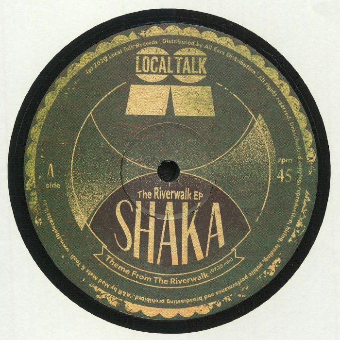 Local Talk Vinyl