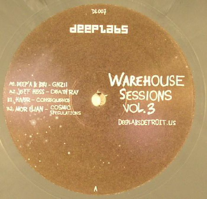 Warehouse Sessions Volume 3