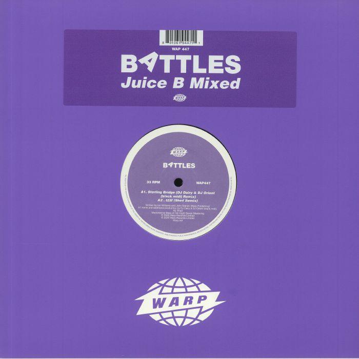 Battles Juice B Mixed