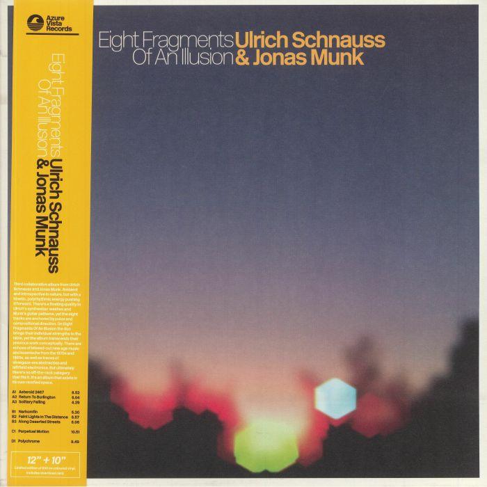 Ulrich Schnauss | Jonas Munk Eight Fragments Of An Illusion