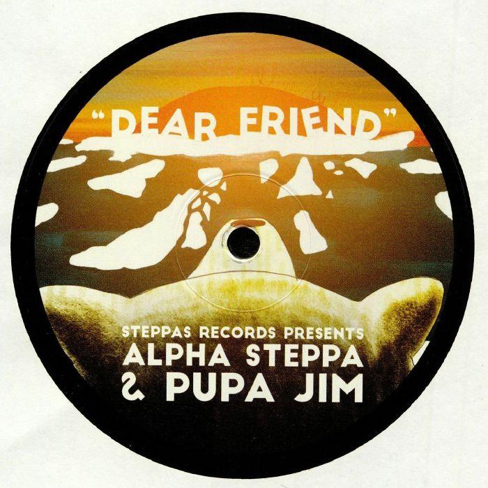 Steppas Vinyl