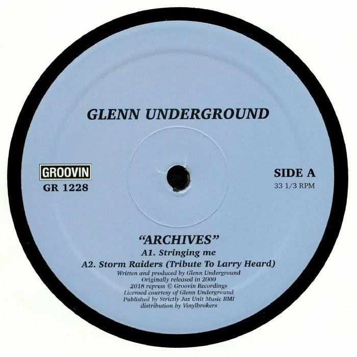 Glenn Underground Archives