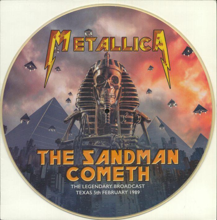 The Sandman Cometh: The Legendary Broadcast Texas 5th February 1989
