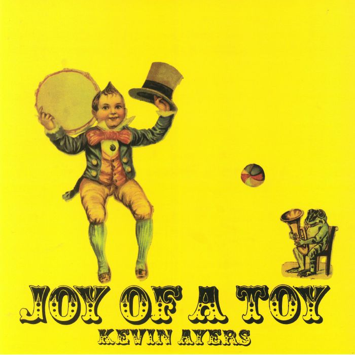 Joy Of A Toy (reissue)