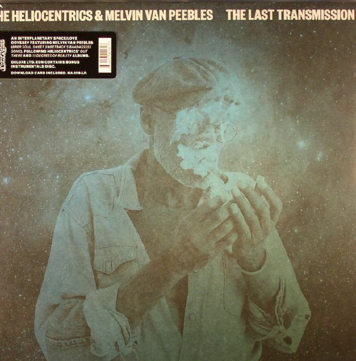 The Heliocentrics   Melvin Van Peebles The Last Transmission (Deluxe Edition)