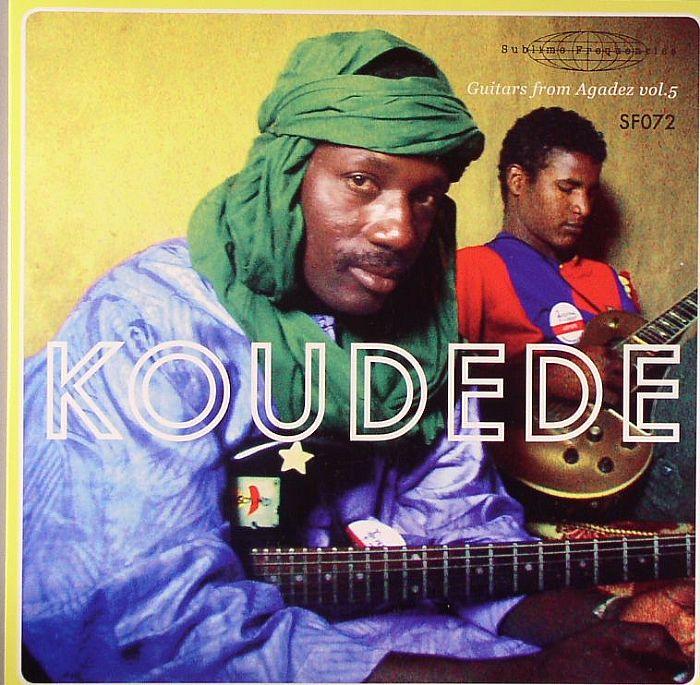 Guitars From Agadez Vol 5