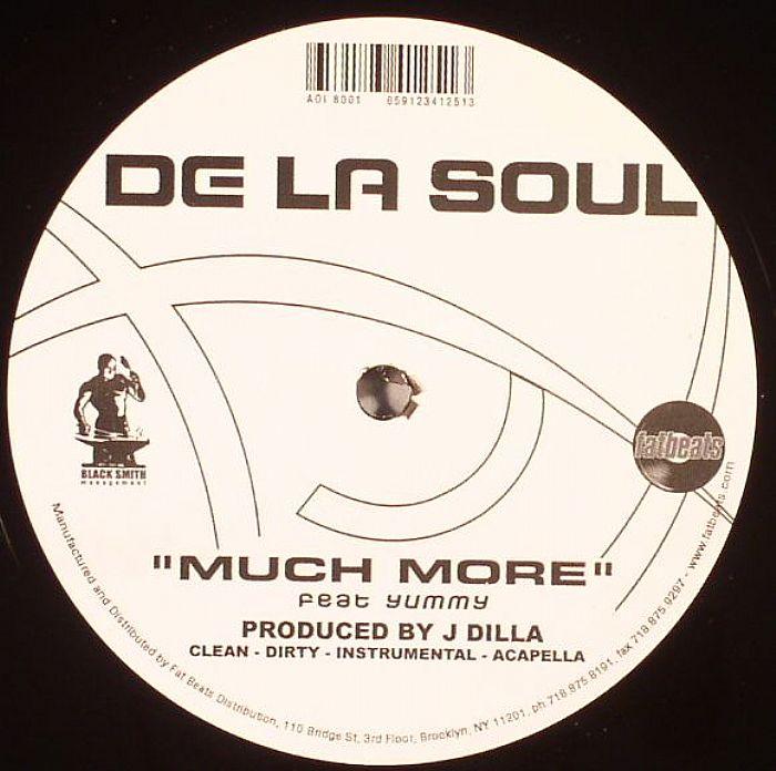 De La Soul | J Dilla Much More