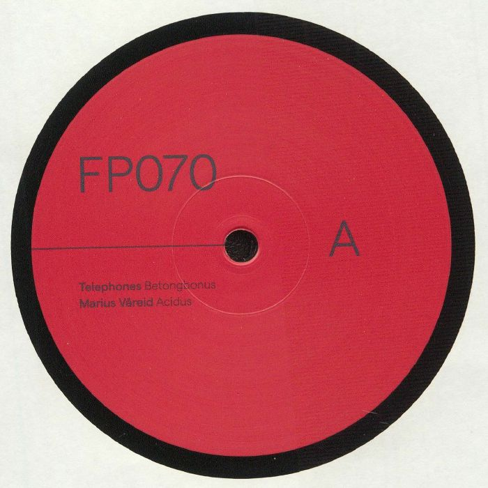 Marius Vareid Vinyl