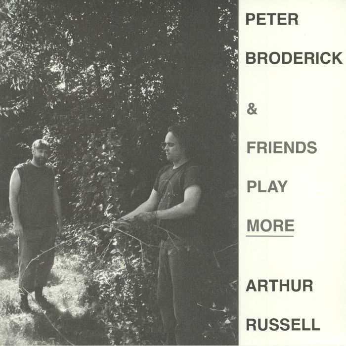 Peter Broderick Peter Broderick and Friends Play More Arthur Russell