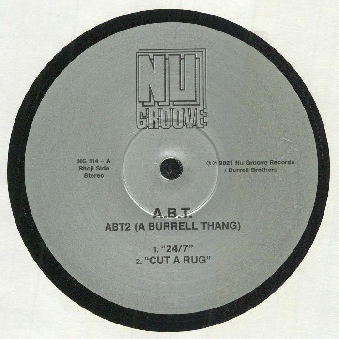 Nu Groove Vinyl