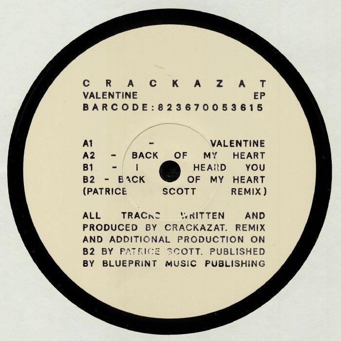 Crackazat Valentine EP