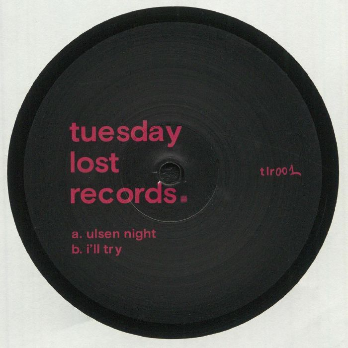 Tuesday Lost Records TLR 001