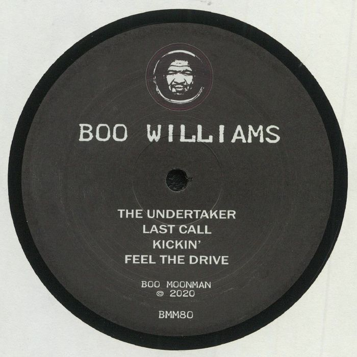 Boo Williams The Undertaker