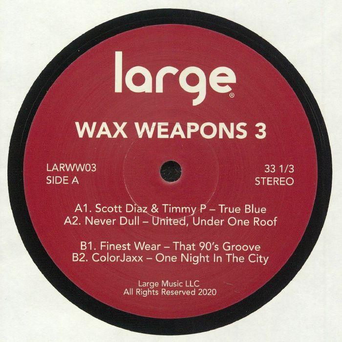 Large Music Vinyl