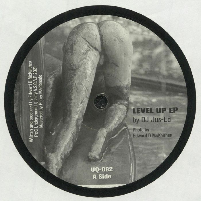 DJ Jus Ed Level Up EP