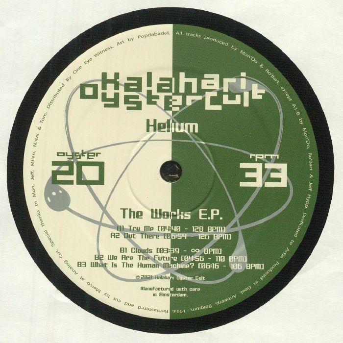 Helium Vinyl