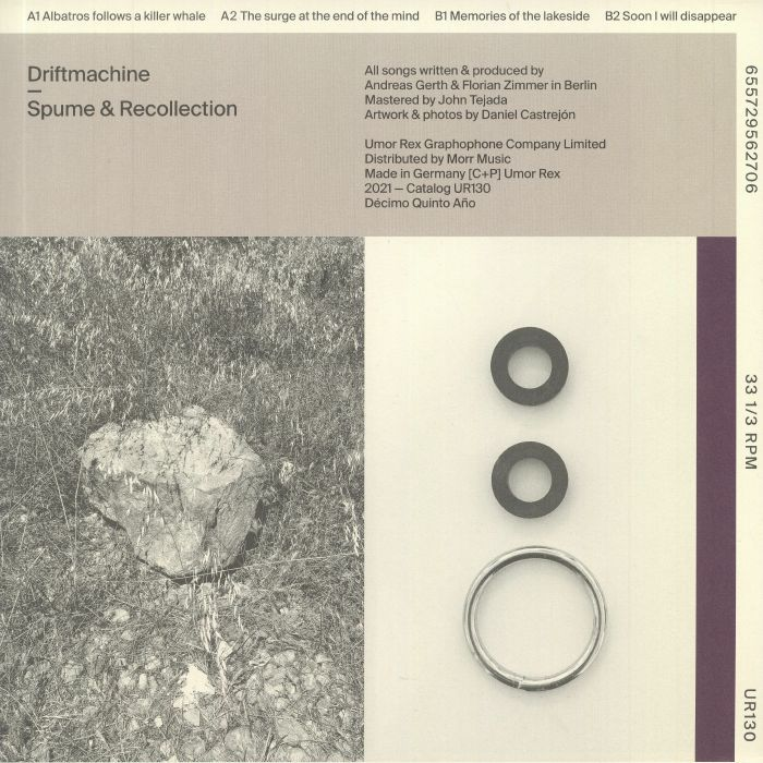 Driftmachine Spume and Recollection