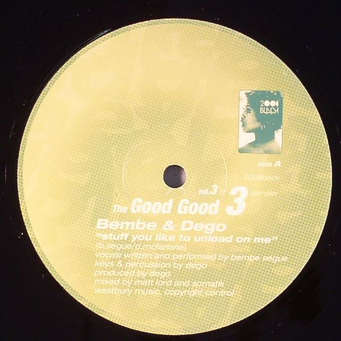 The Good Good Vol 3 of 3 Sampler