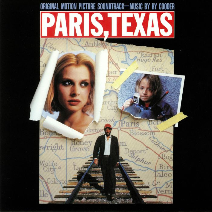 Paris Texas (Soundtrack)