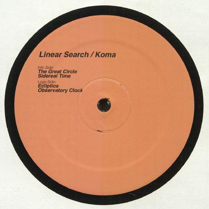 Linear Search Koma