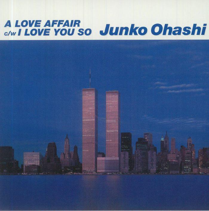 Junko Ohashi A Love Affair