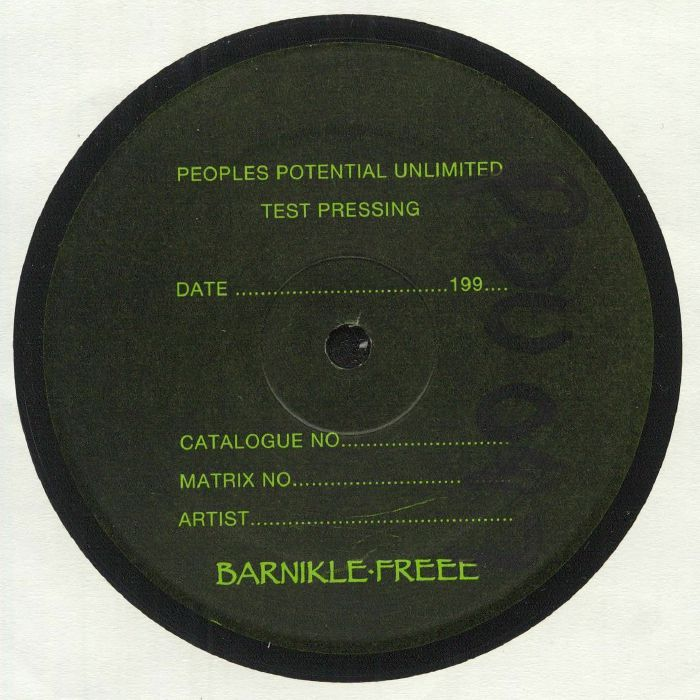 Peoples Potential Unlimited Vinyl