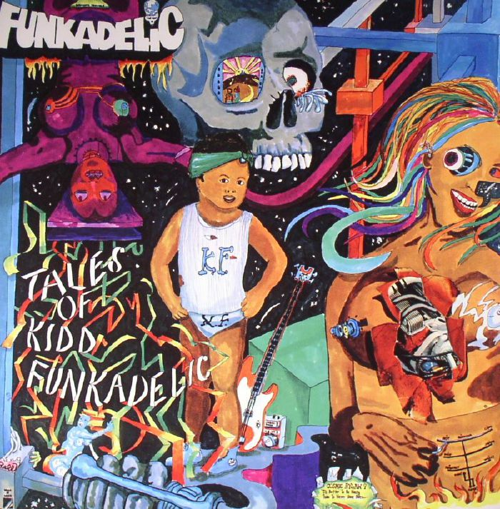 Tales Of Kidd Funkadelic (reissue)