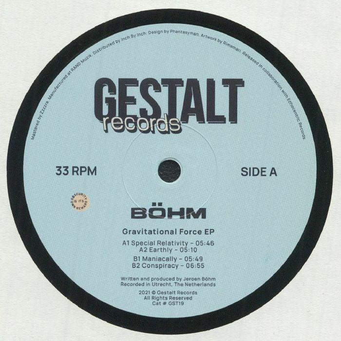 Gestalt Vinyl