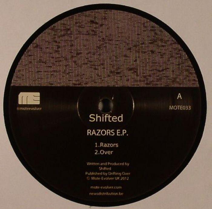 Shifted Razors EP