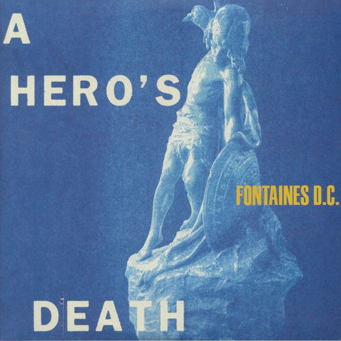 Fontaines Dc A Heros Death (Deluxe Edition)