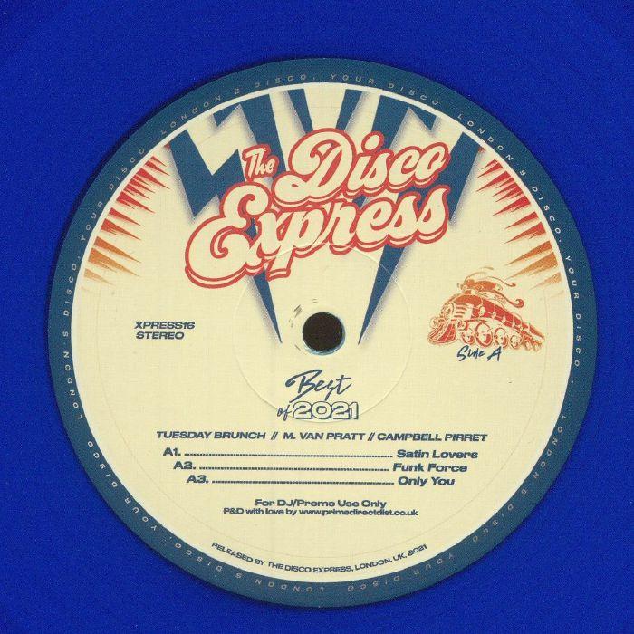 The Disco Express Vinyl