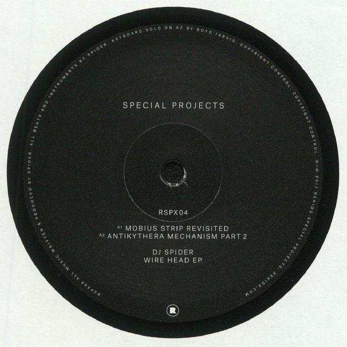 Wire Head EP