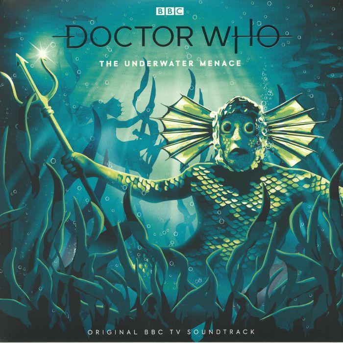 Ron Grainer | Bbc Radiophonic Workshop Doctor Who: The Underwater Menace (Soundtrack)