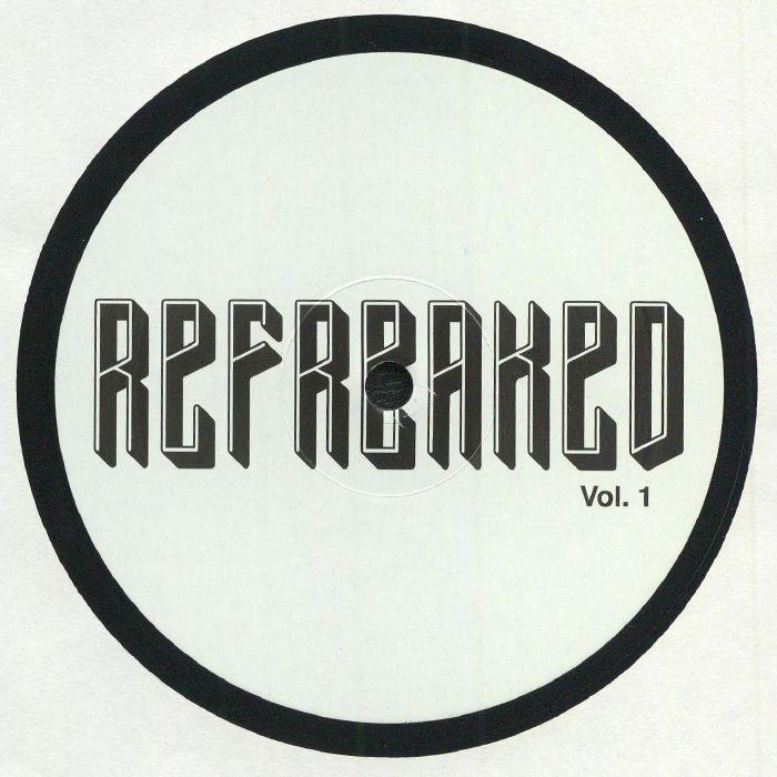 DJ Spinna Refreaked Vol 1