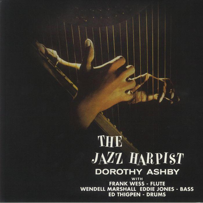 Dorothy Ashby The Jazz Harpist